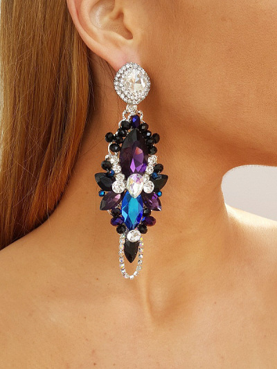 Earrings Crystal 42