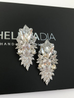 Crystal Earrings 208