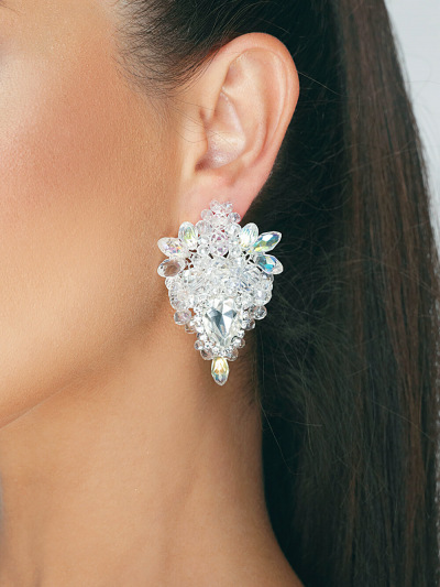 Crystal Earrings 218