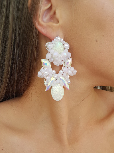Crystal Earrings 225
