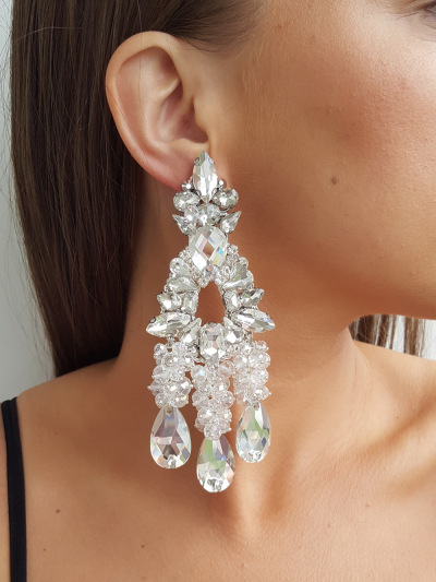 Crystal Earrings 265