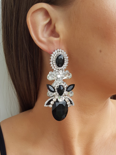 Crystal Earrings 269