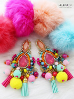 Limited Earrings 273a
