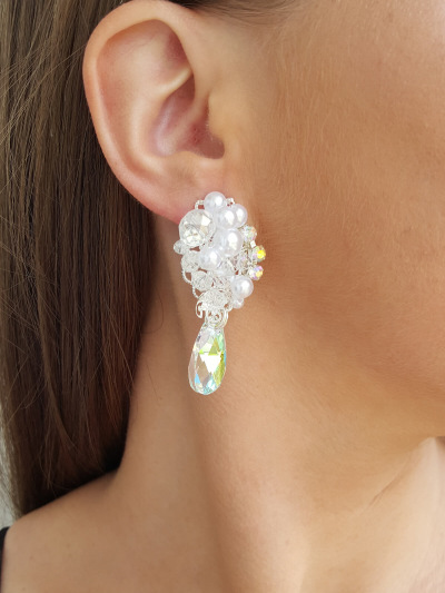 Wedding Earrings 306