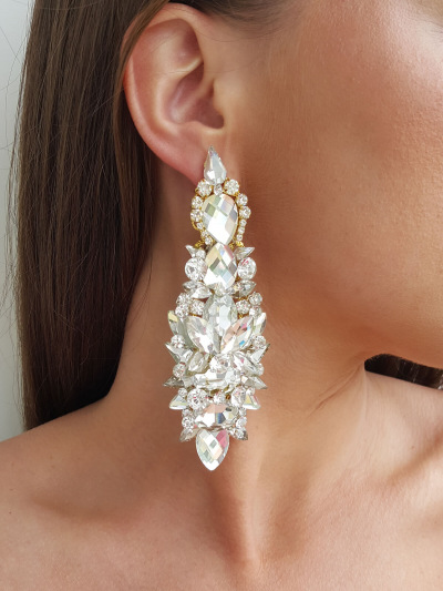 Crystal Earrings 113