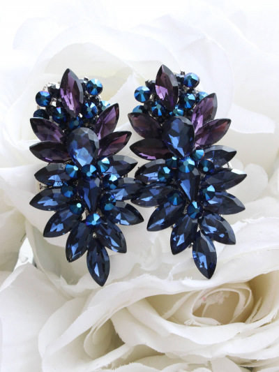 Crystal Earrings 322