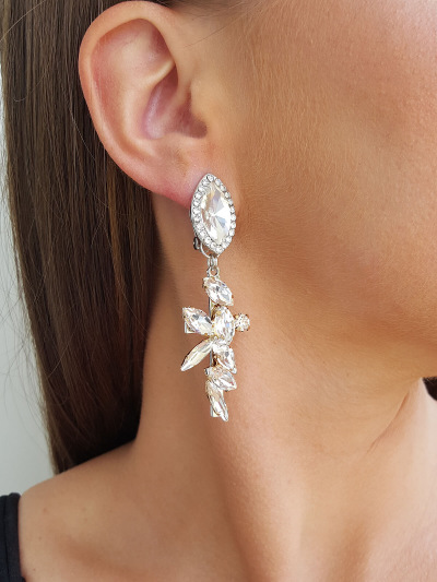 Crystal Earrings 335
