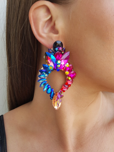 Art Earrings 214