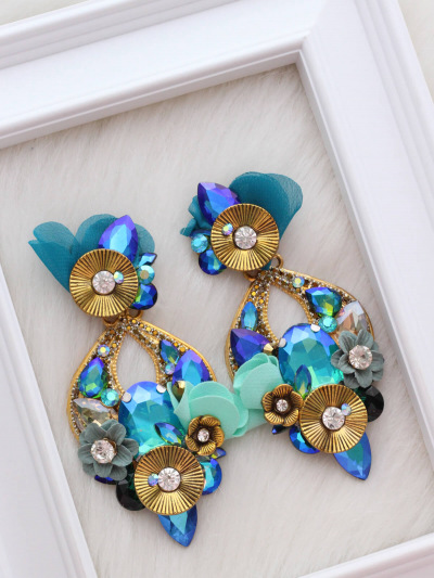 Art Earrings 222