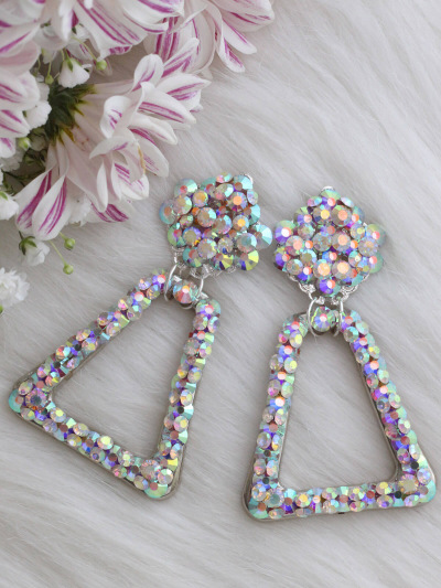Crystal Earrings 425