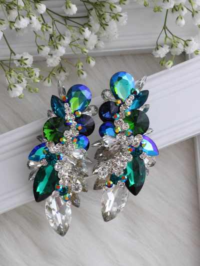 Crystal Earrings 426