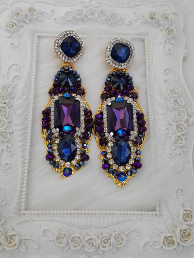 Art Earrings 251