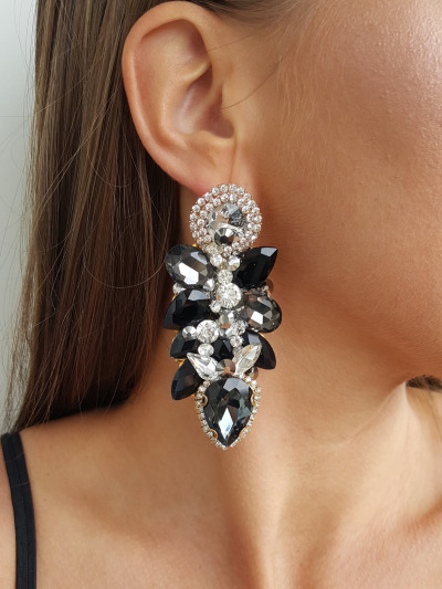 Crystal Earrings 480