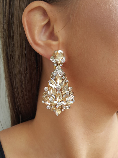 Wedding Earrings 340