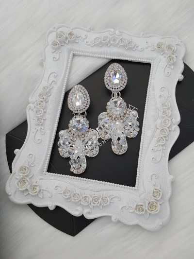 Wedding Earrings 344