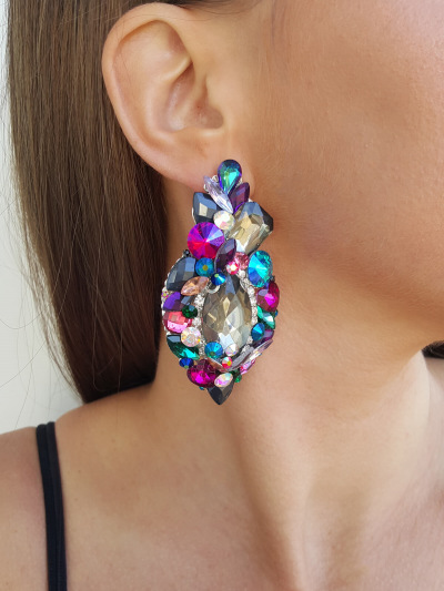 Art Earrings 262