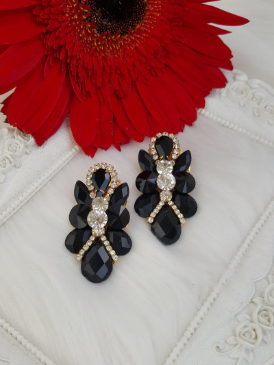 Crystal Earrings 523