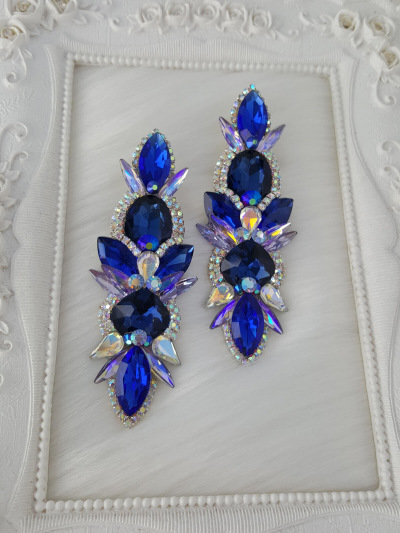 Crystal Earrings 529