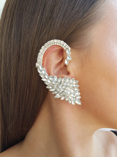 Crystal Earrings 540