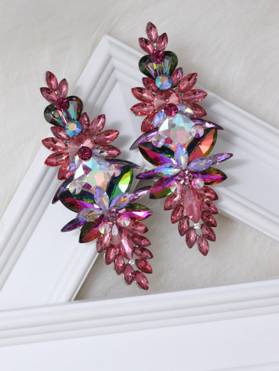 Crystal Earrings 618