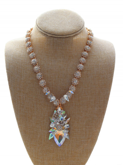 Crystal Necklace 074