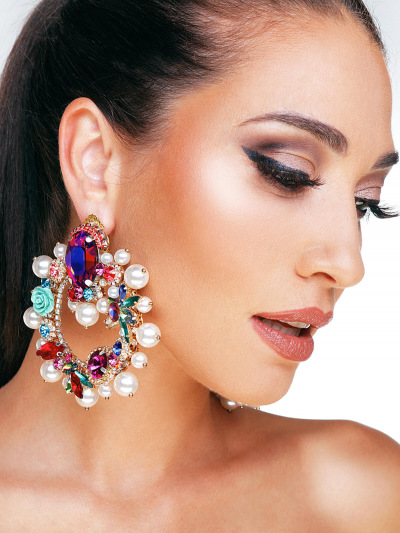 Limited Earrings 471a