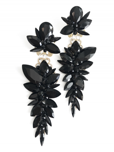 Crystal Earrings 699