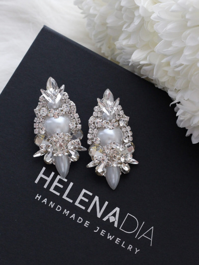 Wedding Earrings 388