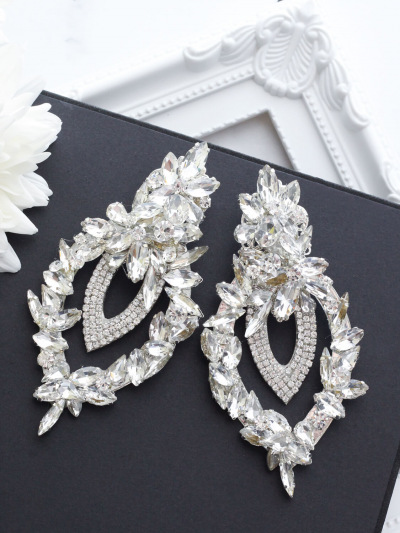 Earrings Wedding 162